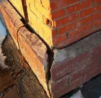 Как укрепить фундамент старого кирпичного дома