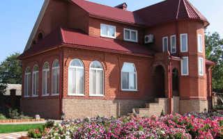 Кирпичный дом плюсы и минусы