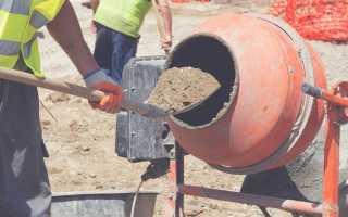 Расход песка на 1 м3 раствора