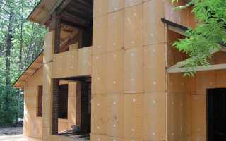 Как крепить пеноплекс к бетону