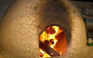 Узбекская печь тандыр своими руками