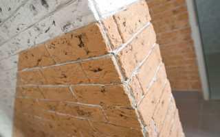 Как клеить гипсовую плитку на стену