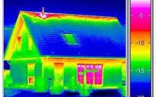 Какой дом теплее