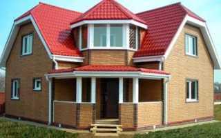 Фундамент под двухэтажный дом