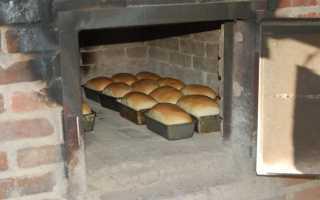 Печка для хлеба