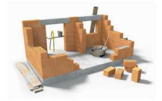 Как строить кирпичный дом