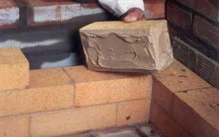 Как замесить глину для кладки печи