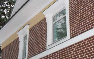 Облицовочный кирпич для фасада показать варианты отделки