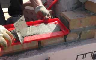 Набор кирпич для облицовочной кладки кирпича