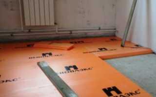 Чем крепить пеноплекс к бетону