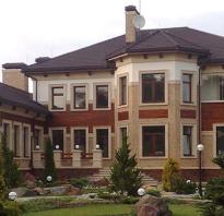 Кирпичный дом построить
