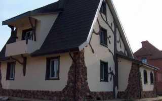 Чем обшить кирпичный дом