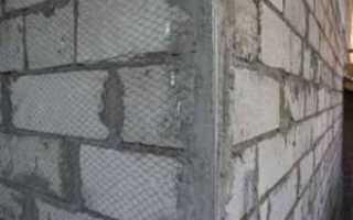 Штукатурка стен снаружи
